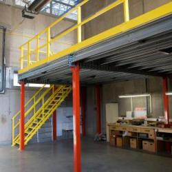 Mezzanine protection